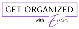 GET ORGANIZED WITH ERIN